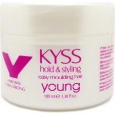 Kyss Hair Wax   Екстра сильний віск для волосся