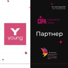 Young  Ukraine  - Партнер CIPA Inspiration Show