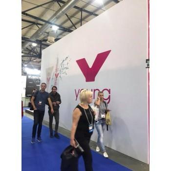 Звіт компанії Young Hair Ukraine про участь у виставці Интершарм 2018, г. Киев